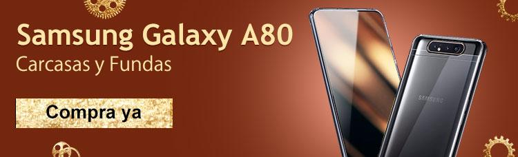 Fundas Samsung Galaxy A80