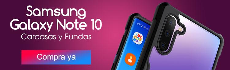 Fundas Samsung Galaxy Note 10 5G
