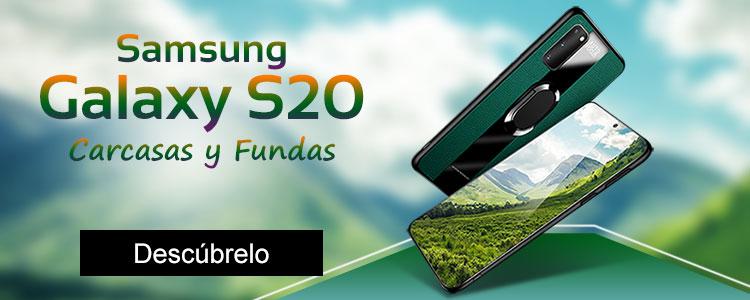 Fundas Samsung Galaxy S20 5G