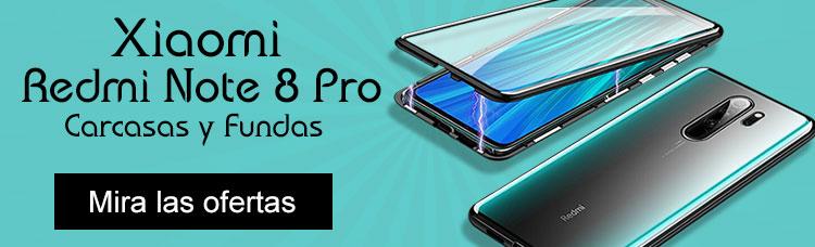 Fundas Xiaomi Redmi Note 8 Pro
